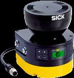 SICK'i turvaskanner microScan Core